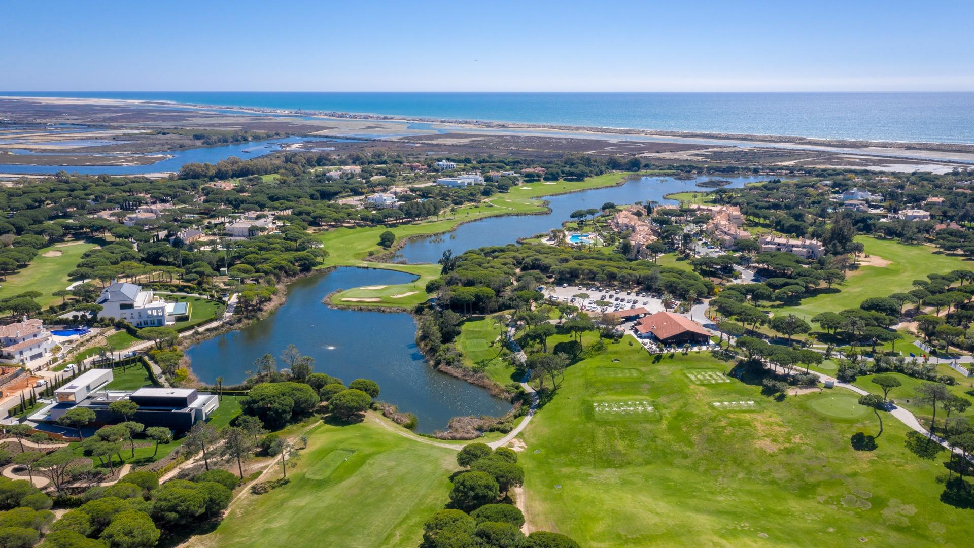 Quinta do lago view